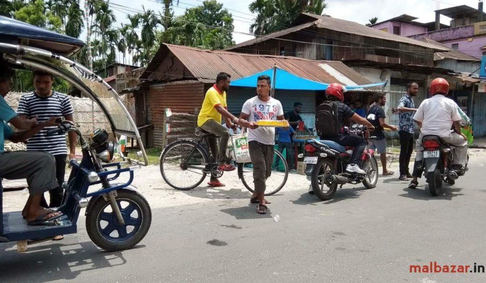 Local boys of Kalibari 1