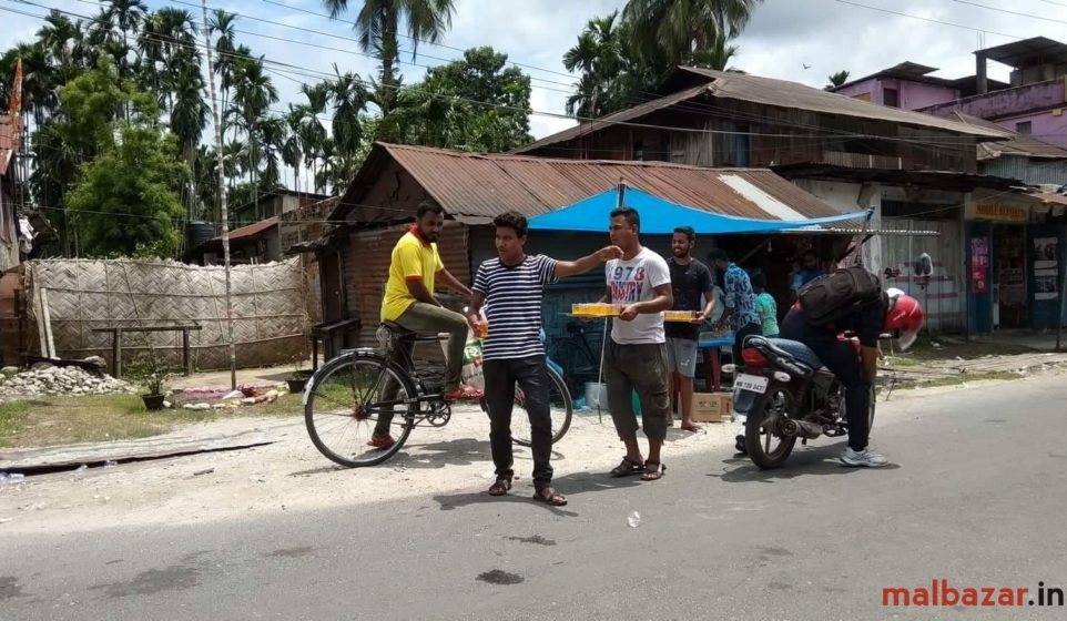 Local boys of Kalibari 3