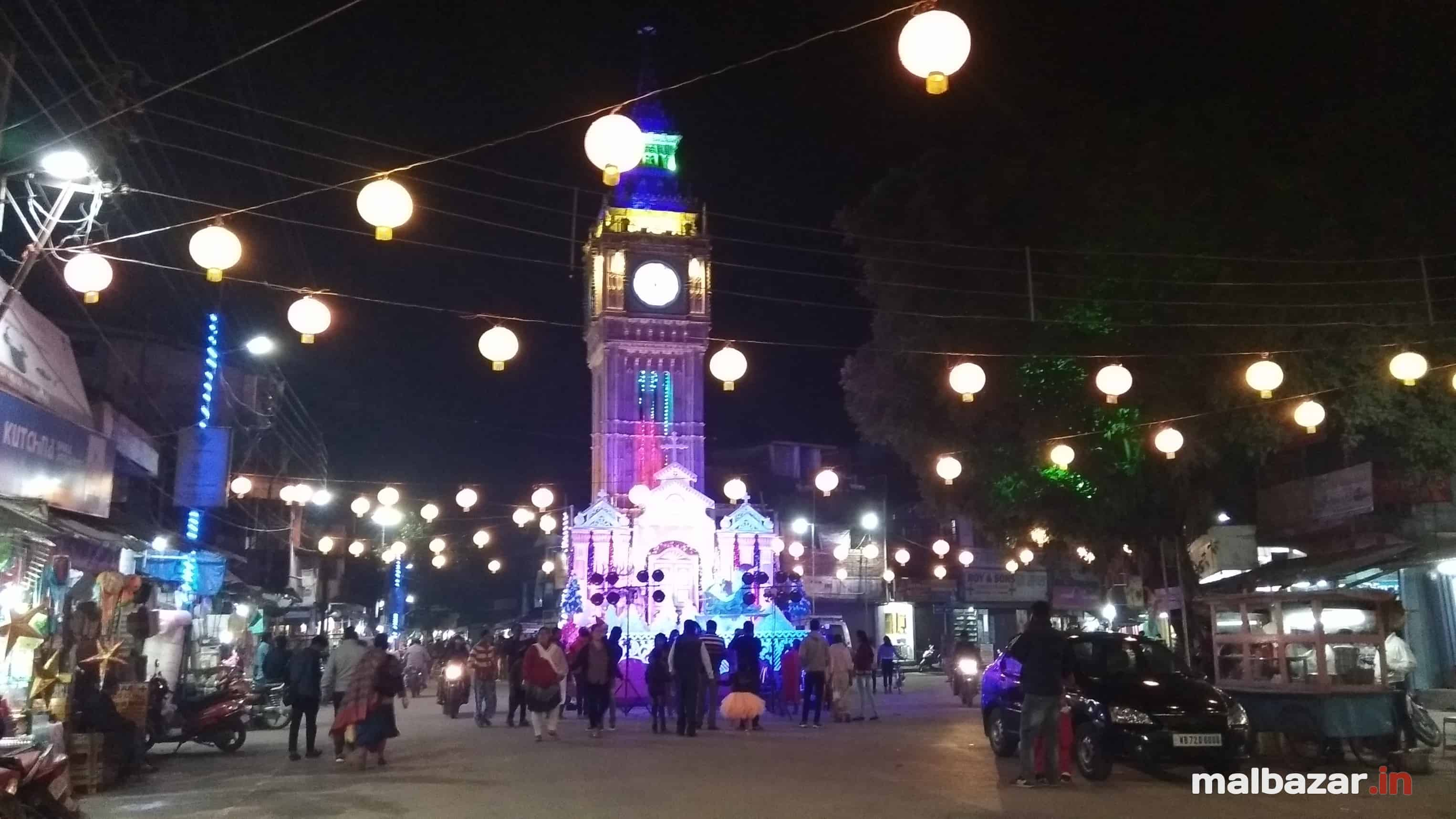 Malbazar Celebrates Christmas 2018