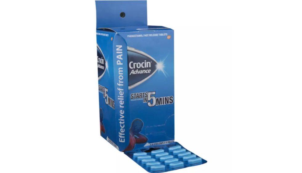 Medicine – Crocin Advance – Malbazar Delivery Service